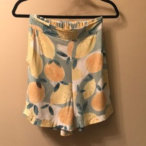 Anthropologie Shorts. Brand NUMPH. 100% Viscose